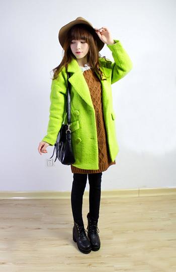 呢大衣怎么穿显气质?呢大衣搭配什么衣服好看?