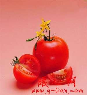 如何自制西红柿美白祛斑面膜
