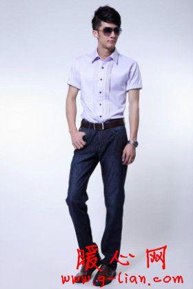 时尚休闲男装选购与搭配全攻略 让你秀出个性