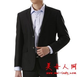 成功男士必须知道的几个西装搭配技巧