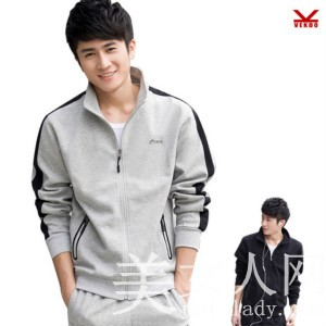 男青年运动装专卖 清新轻快的男青年运动装价格实惠
