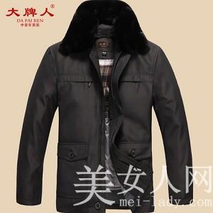 几款高品质的中年男装外套推荐 享受高品位生活