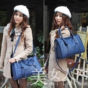 韩版时尚女包 带你体验非一般的异国潮流时尚
