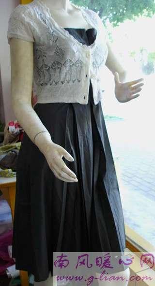 女性吊带裙 白领女士必备的服装礼仪之套裙礼仪