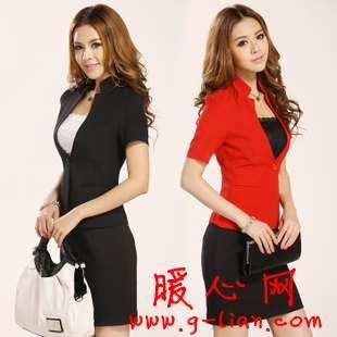 女装搭配很重要 职场达人必须了解的职业色彩搭配