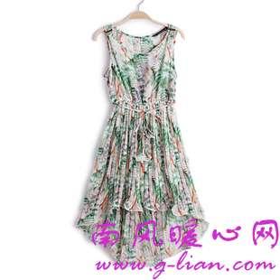 2013春季女装新款雪纺控的最爱