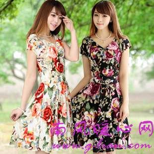 逛淘宝买春季女装 款式多样价格合理