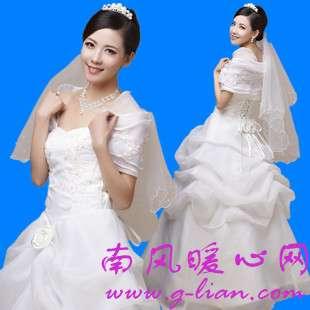 女装婚纱如何选择 娇小身姿如何选择适合的婚纱