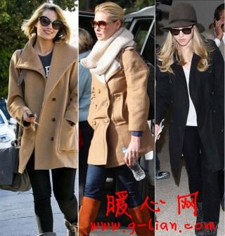 新款女装大衣保暖显瘦 寒冷冬天女人不再愁
