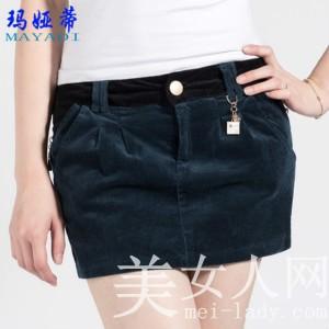 夏季女款短裤专卖 潮款设计的夏季女款短裤秀出你的美腿