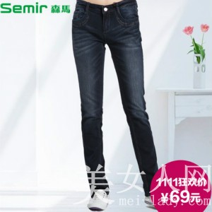 时尚女装牛仔裤专卖 新款潮流型时尚女装牛仔裤你的美丽小助手