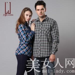 情侣保暖衬衣专卖 温馨靓丽的情侣保暖衬衣给你们的冬天升温
