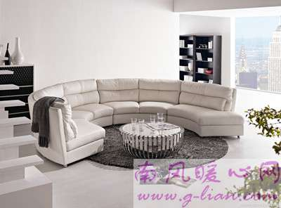 弄清沙发分类与皮质 买皮沙发更轻松