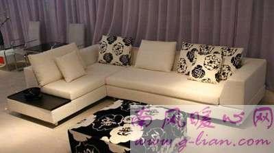 布艺转角沙发 不仅有流行还有时尚和协调