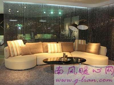 组合沙发 简洁多样的现代风格永恒而经典