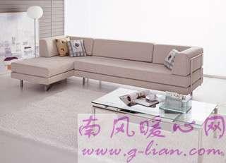 时尚布艺沙发 让现代与精致个性同行