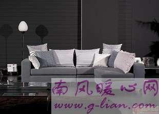 时尚沙发 流行的风格潮流元素一点不少