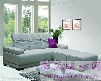 不同材质的沙发不同的选购方法之布艺沙发篇