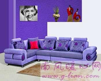 选好沙发享受浪漫时光 闲聊舒适新主张