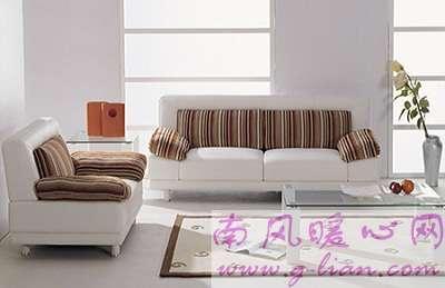 沙发选择很有讲究 保养沙发亦不容忽视