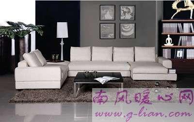 舒适的沙发让心情舒畅 标新立异追求不一样的个性