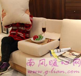 创意组合沙发 一个人的空间不寂寞