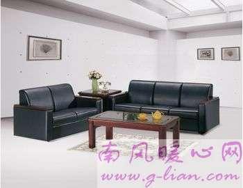 选择好办公室沙发 以完美细节取悦客户
