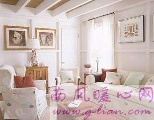 欧式布艺沙发  各式搭配捕捉美的瞬间