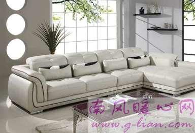 休闲布艺沙发 帮您打造清新的居家格调