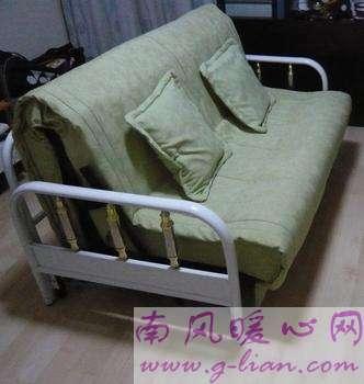 双人沙发床 你和我相互依偎的地方
