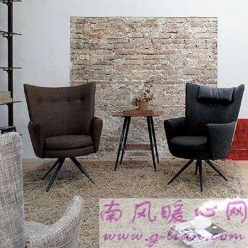沙发椅各有千秋 材质种类多样