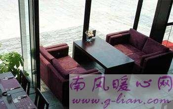 咖啡厅沙发选择攻略气氛轻松就营造出来