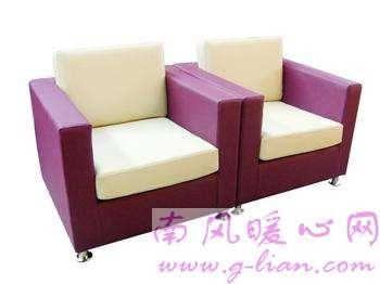 不同的咖啡厅沙发布置给顾客不同的身心享受