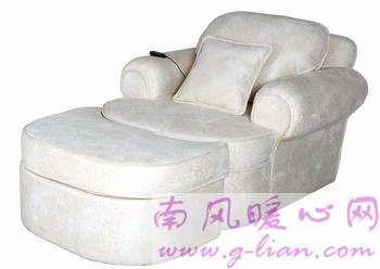 桑拿沙发结合足浴与休闲享受于一身