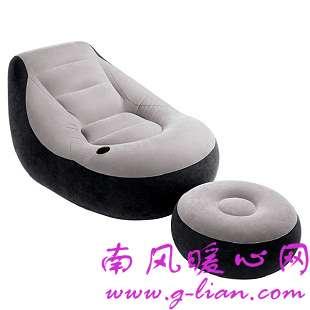 懒人沙发 不可多得的功效舒缓筋骨劳累