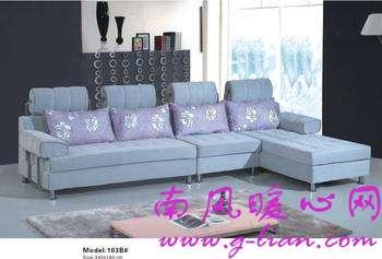 调查发现布艺沙发具有巨大的优势和雄厚的发展前景