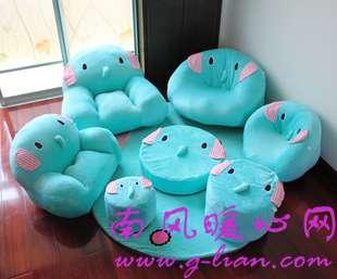 懒人沙发 一款专为懒人设计的沙发