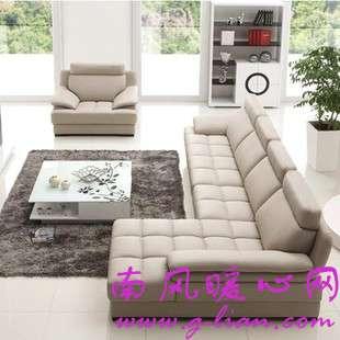 真皮沙发的发展带给我们的舒适生活