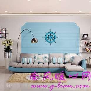 教你来挑选好看的布艺沙发 选出品位风格