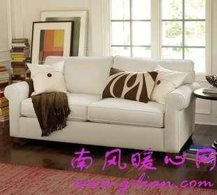 为了省钱网购布艺沙发的同时也要注意质量问题
