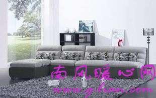 时尚的沙发届新宠儿布艺沙发优势大揭秘