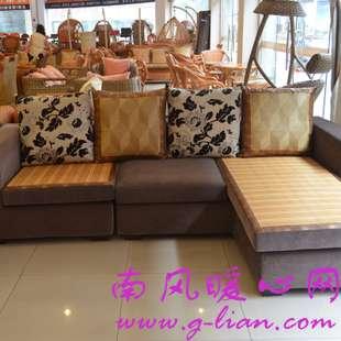 红苹果布艺沙发时尚一族的首选感受品牌效应