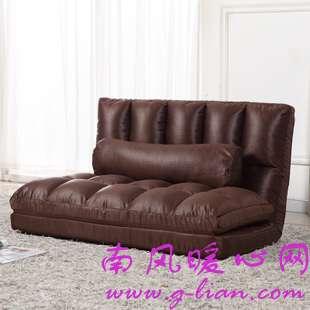 选择一款布艺单人沙发给自己开辟一个自由的空间
