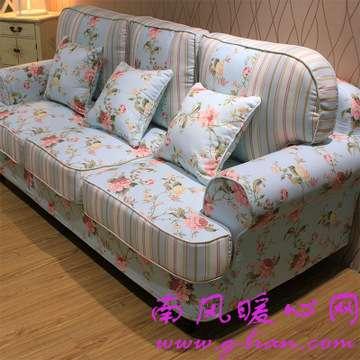 艾丽格布艺沙发 优质品牌好保证
