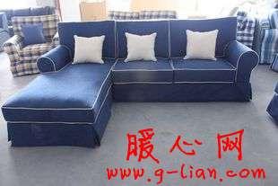 随意调节蓝色懒人沙发为你详细介绍