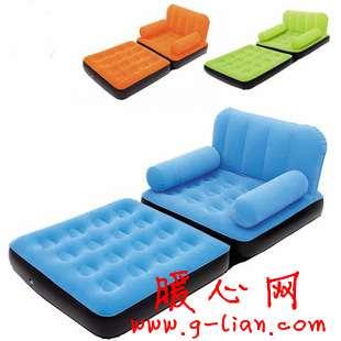 家居生活多元化 单人沙发床尺寸你知多少