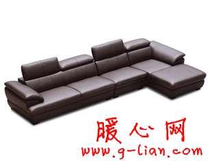 真皮沙发作为最好身份象征 没有之一